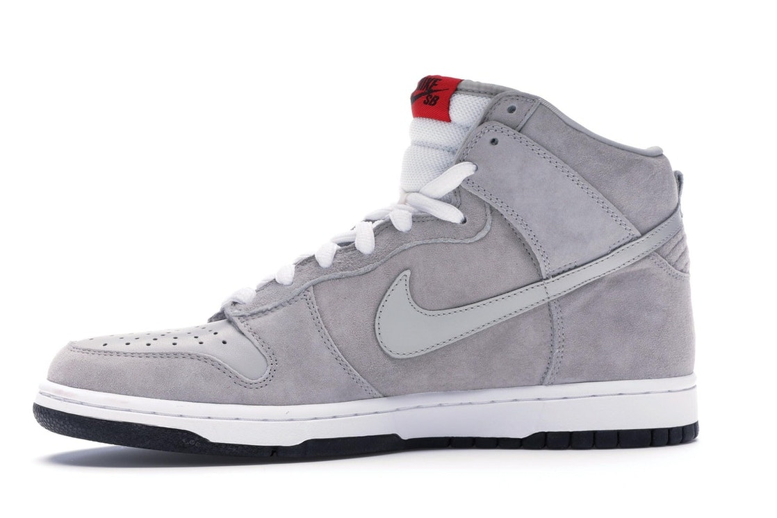 official photos 8013d 93bfd Nike Dunk SB High Pee Wee Herman