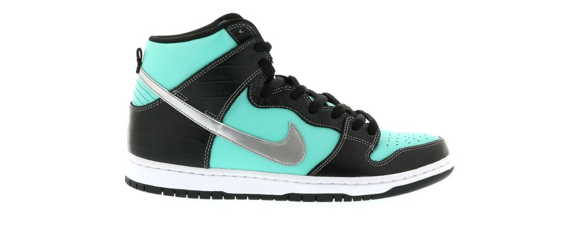 68414e39df Nike Dunk SB High Diamond Supply Co.