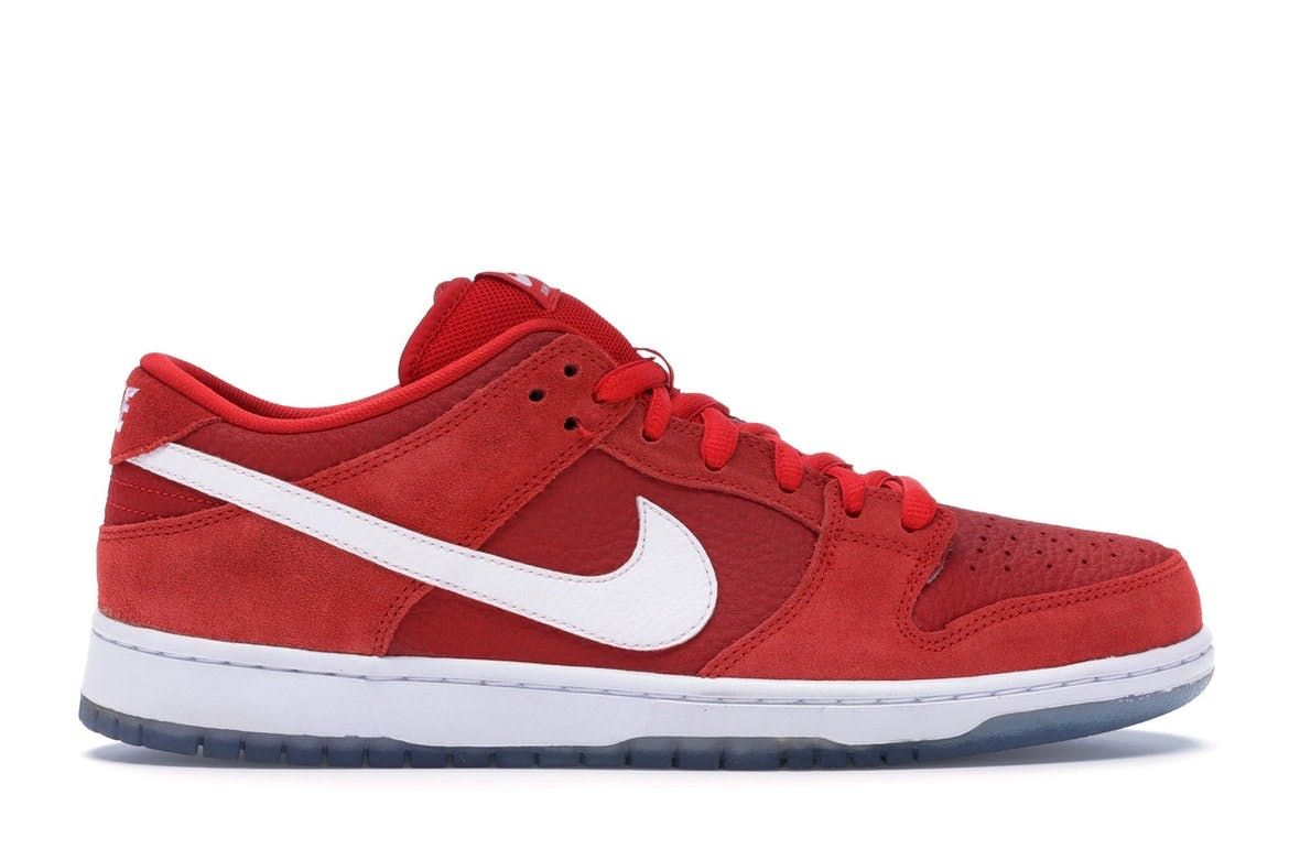 Nike Dunk SB Low Challenge Red University Blue