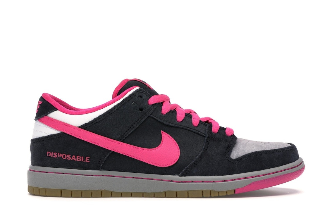 differently cd9b3 6a678 Nike Dunk SB Low Disposable