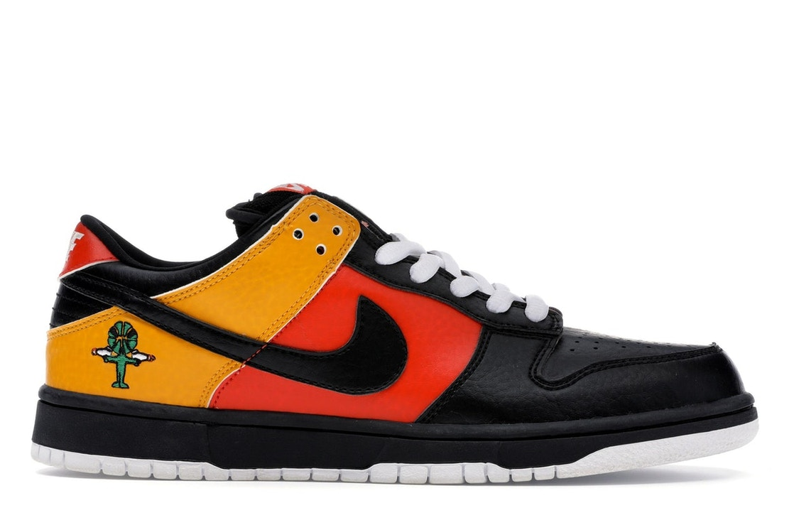 low cost e7114 faed4 Nike Dunk SB Low Raygun - 304292-803