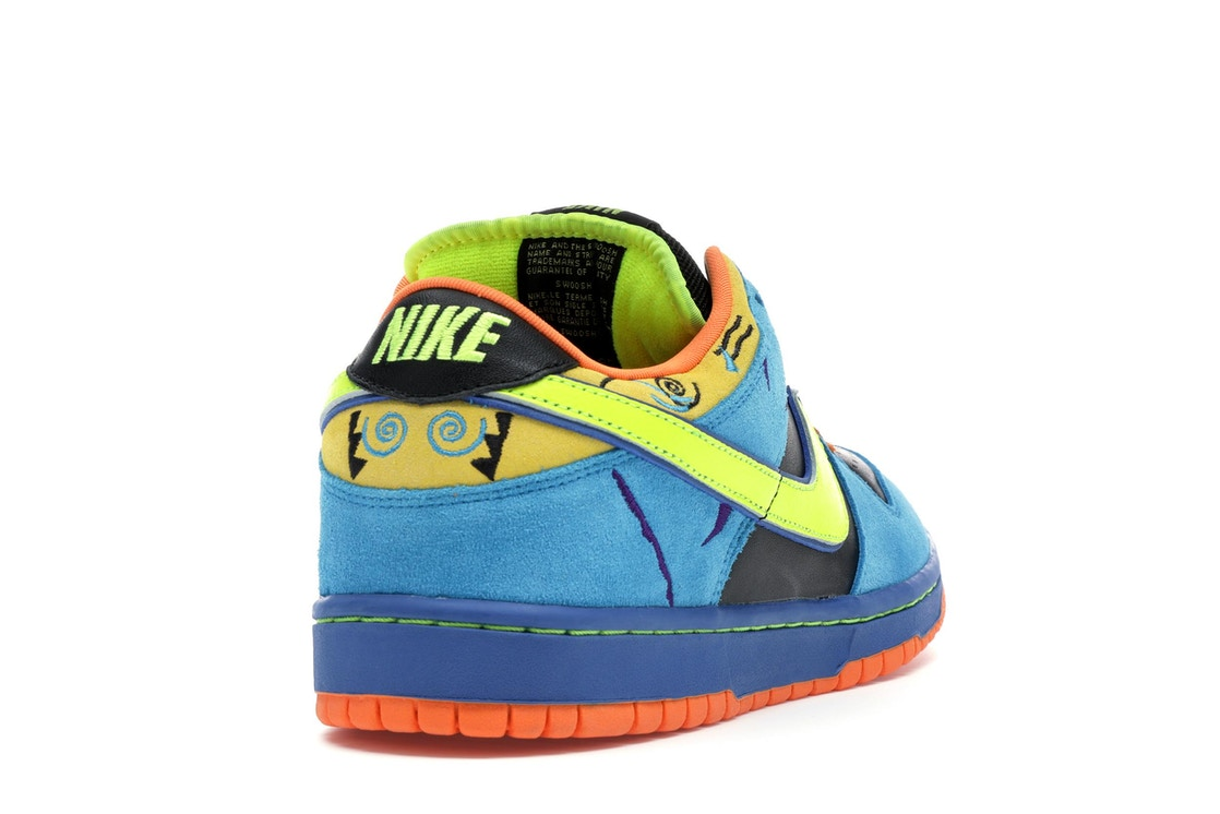 best loved 5e18a bcdac Nike Dunk SB Low Skate or Die - 304292-073