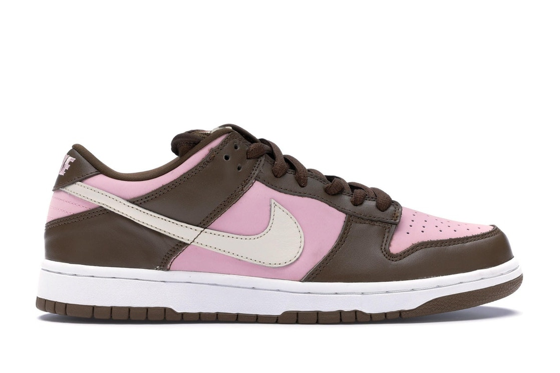 timeless design c0573 e79b2 Nike Dunk SB Low Stussy Cherry