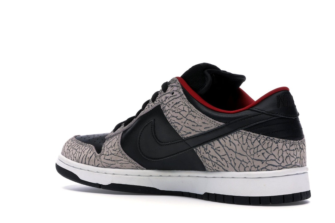 free delivery online for sale crazy price Nike Dunk SB Low Supreme Black Cement (2002)