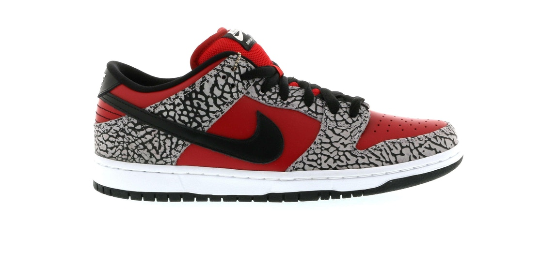 promo code f078c f77b3 Sell. or Ask. Size 13. View All Bids. Nike Dunk SB Low Supreme Red Cement  ...