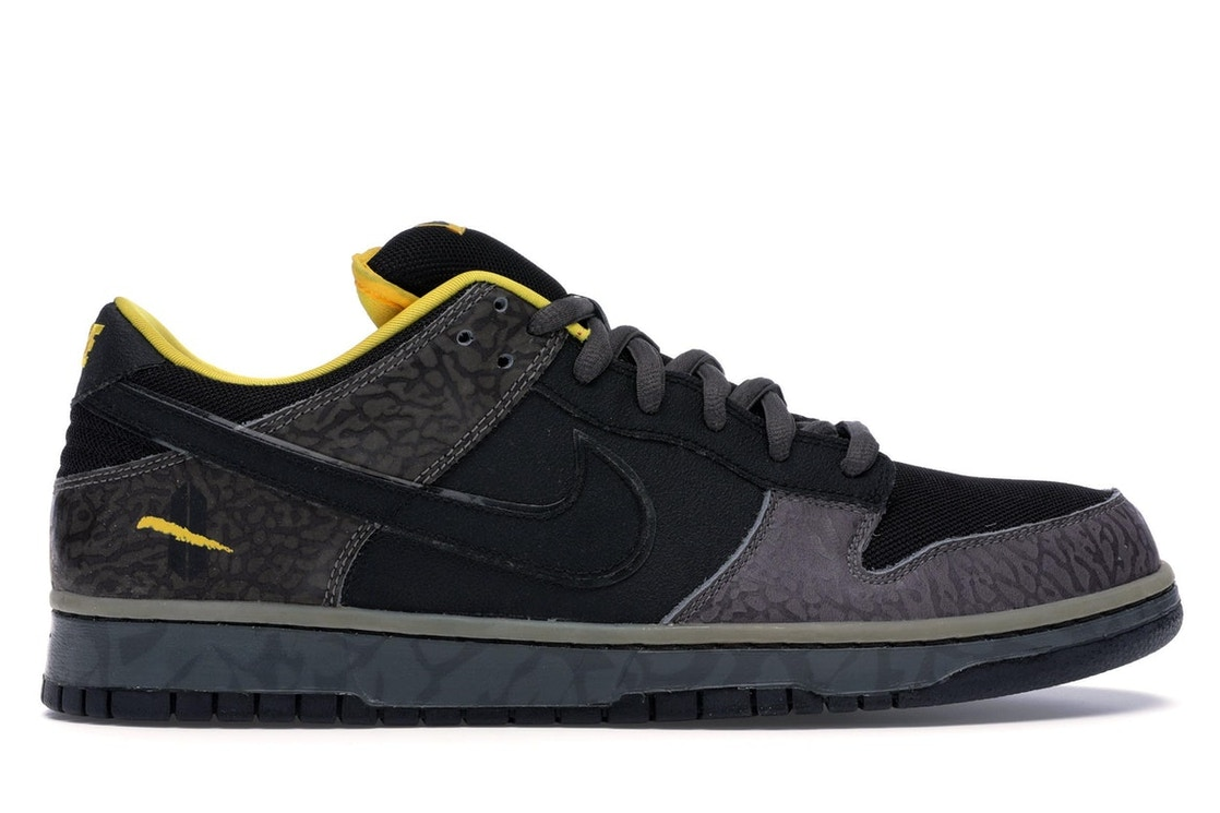the latest 15160 c52af Nike Dunk SB Low Yellow Curb - 313170-010