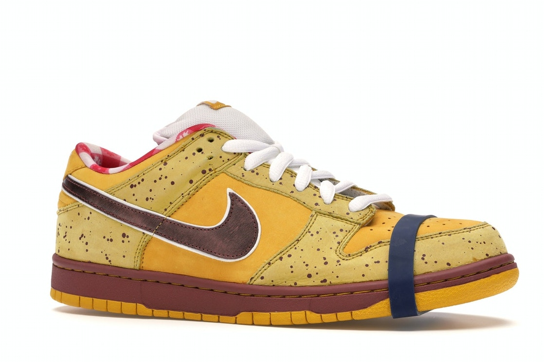 Nike Dunk SB Low Yellow Lobster - 313170-137566 09d566073