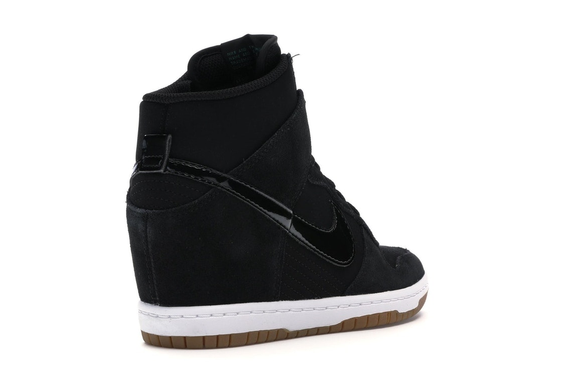 new product a1b95 4825e Nike Dunk Sky Hi Black Gum (W) - 644877-011