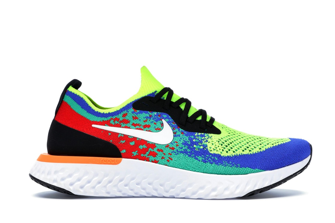 0d18a1a3ff21 Nike Epic React Flyknit Belgium - AT0054-700