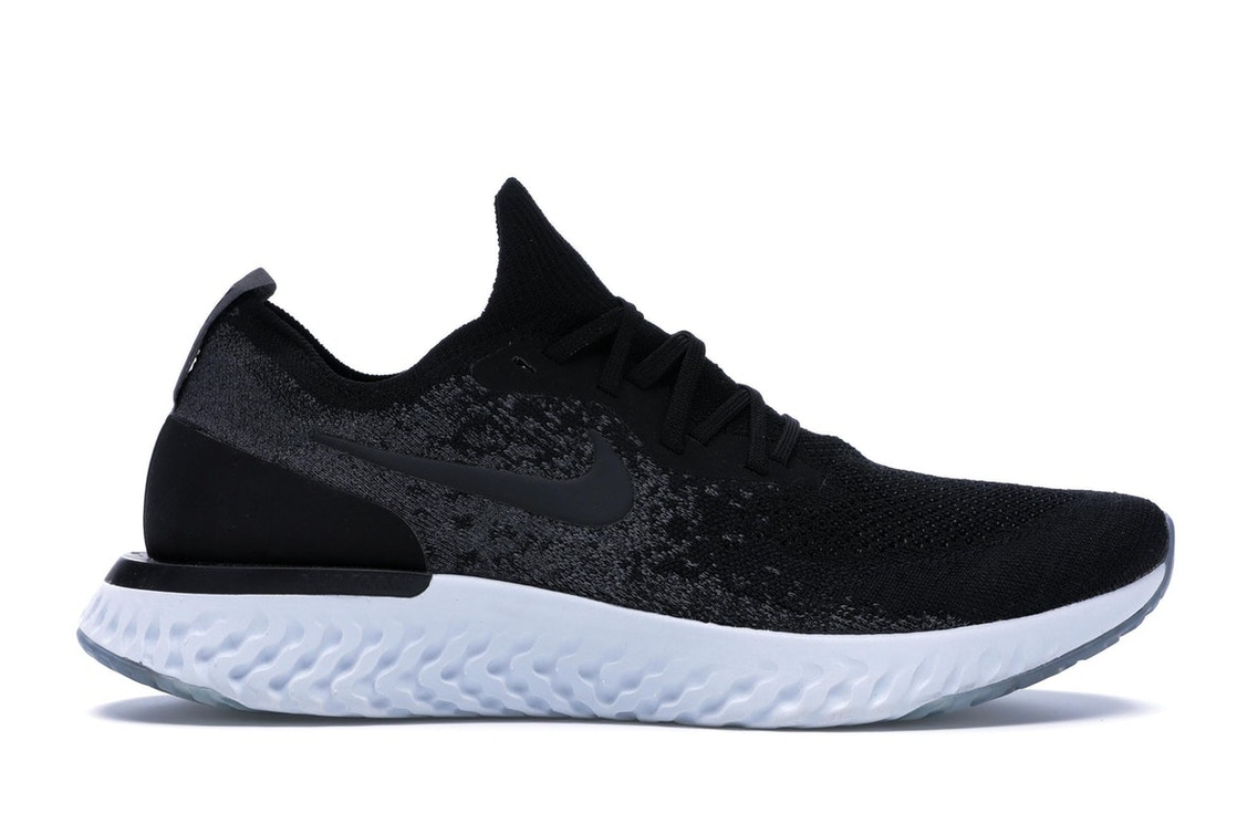 6efb7052f42e Sell. or Ask. Size  11. View All Bids. Nike Epic React Flyknit Black Dark  Grey