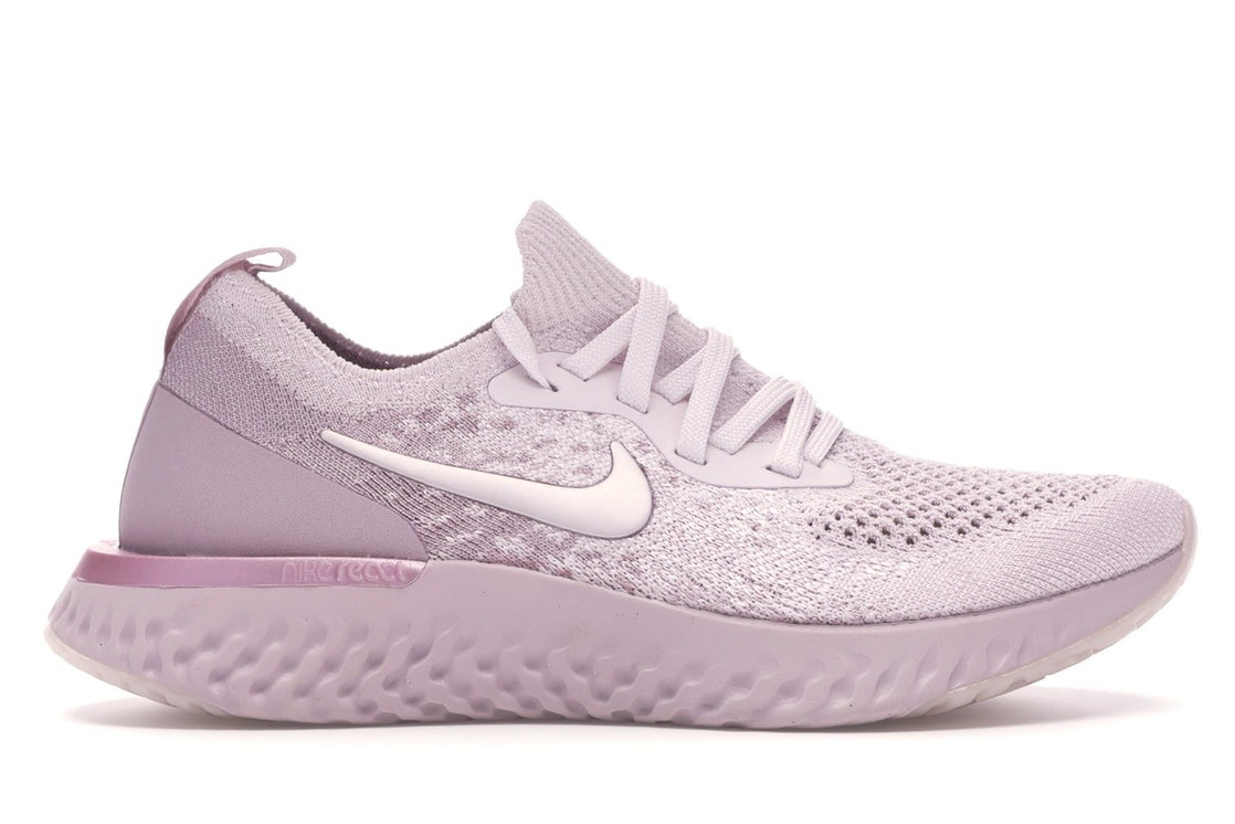 69d2c3ab604 Sell. or Ask. Size  7.5W. View All Bids. Nike Epic React Flyknit Pearl Pink  ...
