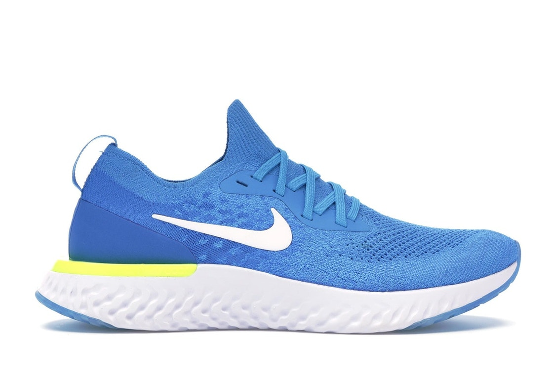 173a590c05589 Sell. or Ask. Size 9. View All Bids. Nike Epic React Flyknit Volt Glow