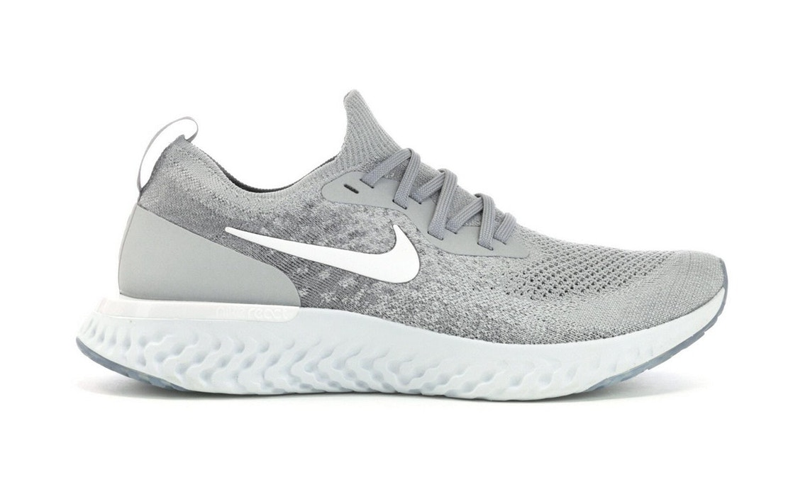 da7fa45dc82 Sell. or Ask. Size  11. View All Bids. Nike Epic React Flyknit Wolf Grey