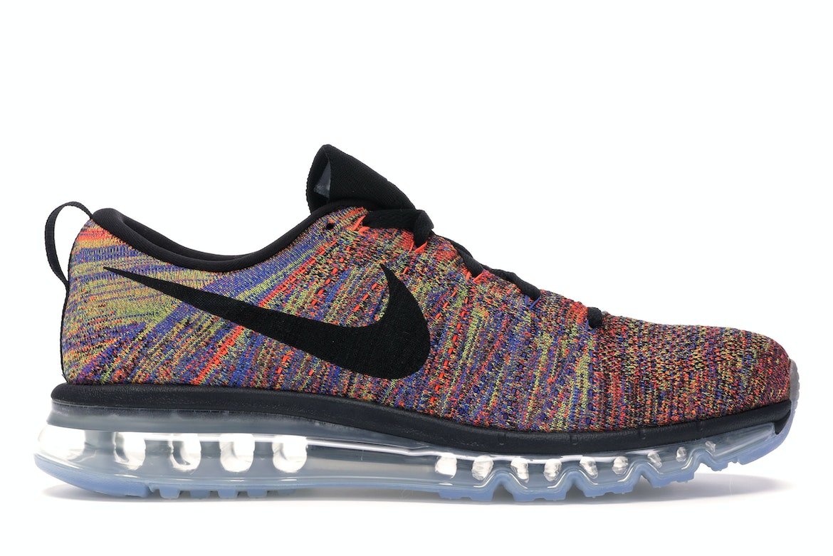 Nike Flyknit Air Max Multi Color