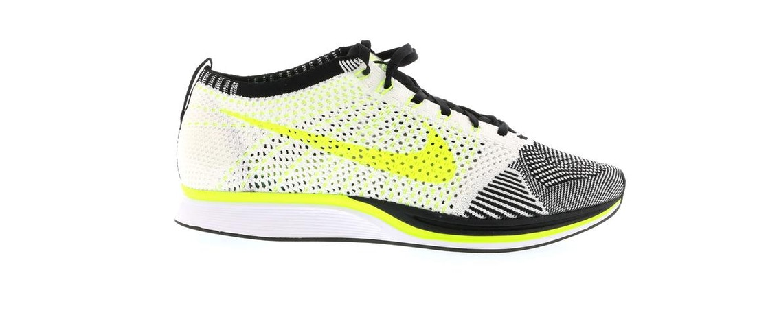 info for c901d 1dd48 Sell. or Ask. Size 9.5. View All Bids. Nike Flyknit Racer Sail Volt