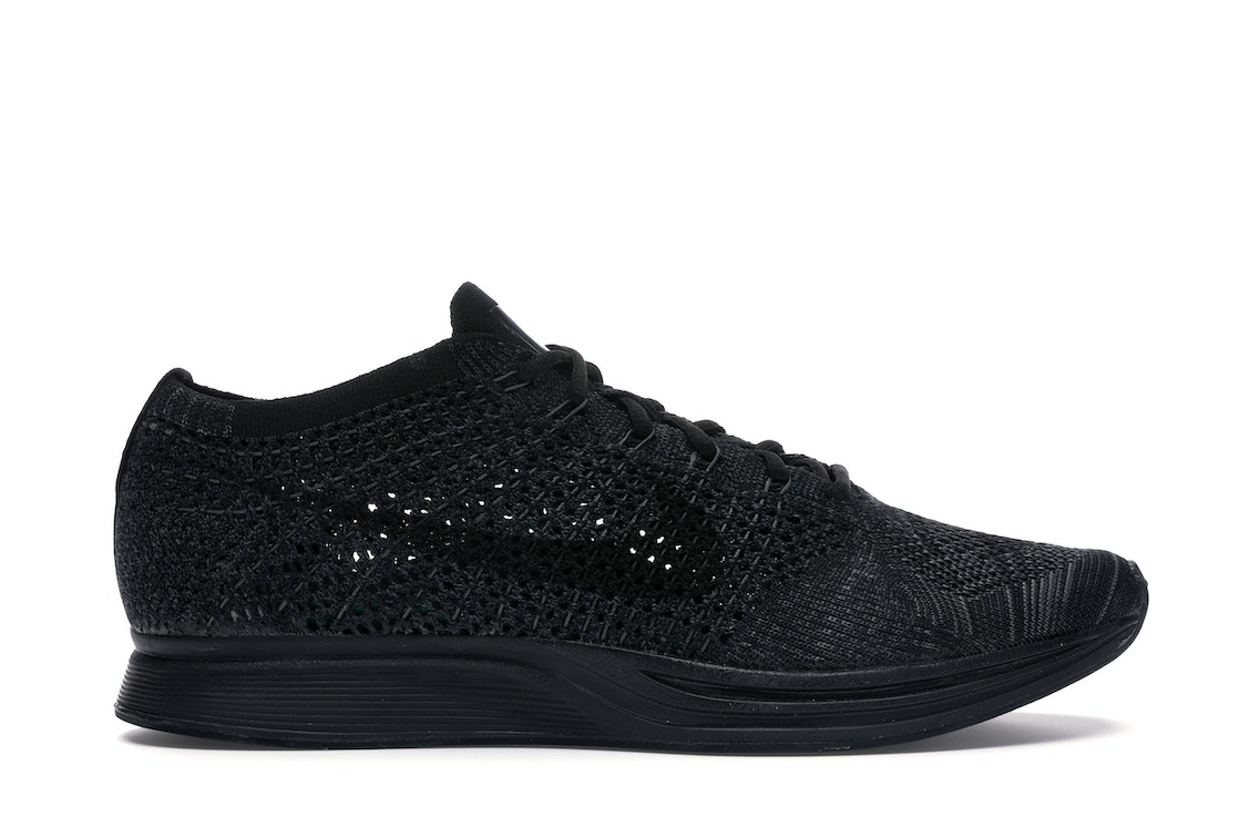 new arrival 6fc73 f5bf7 Sell. or Ask. Size  11. View All Bids. Nike Flyknit Racer Triple Black