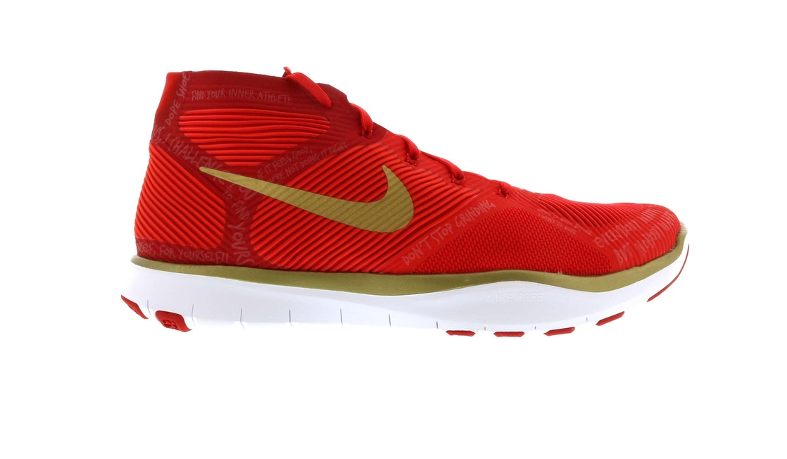 5bb0b3429dc3fe Sell. or Ask. Size  10. View All Bids. Nike Free Train Instinct Hustle Hart  Red