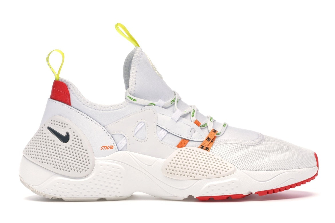Sell. or Ask. Size 12. View All Bids. Nike Huarache Edge Heron Preston  White