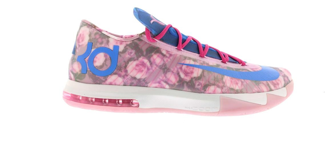 Order Nike KD 6 Cheap sale Aunt Pearl 618216-600