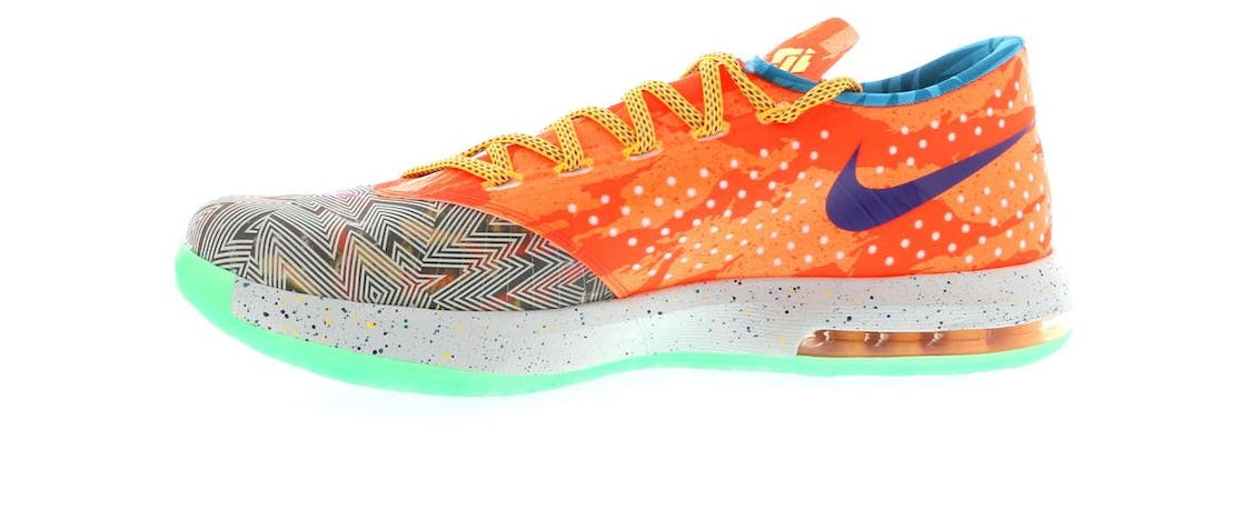 Nike Kd 6 Armed Forces