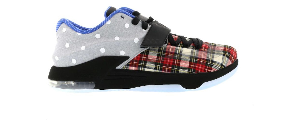 1fcfa4bae781 KD 7 EXT Plaid   Polka Dot - 726439-600