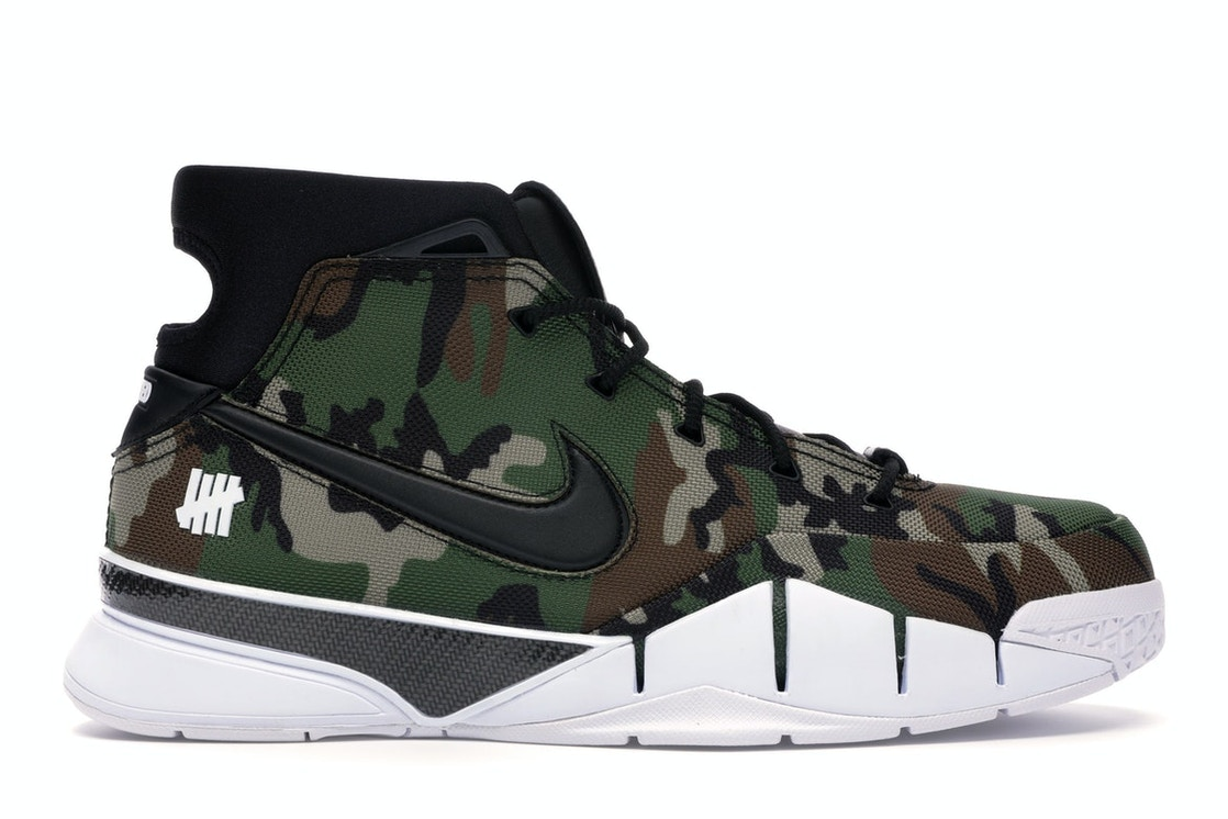 cheap for discount c7608 e99e0 Sell. or Ask. Size  9.5. View All Bids. Kobe 1 Protro Undefeated Camo