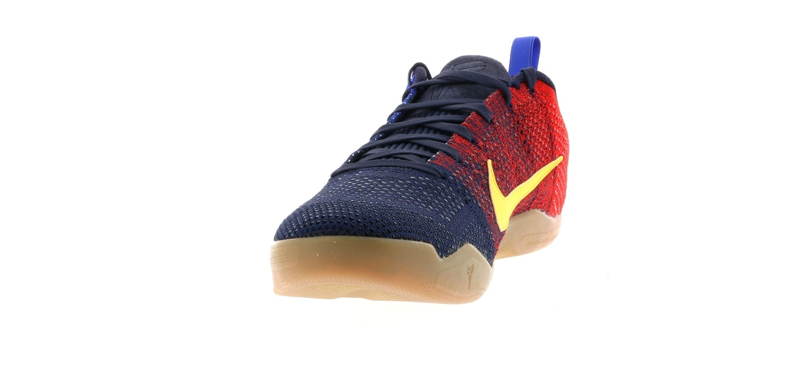 huge selection of c5b3d d7b5d College NavyRacer BlueUniversity Red 220 844130-464  site full of sneakers  half off Kobe 11 Elite Low FCB Mambacurial ...