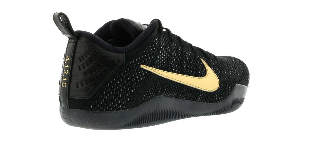 promo code 77dd5 10ab2 Kobe 11 Elite Low Black Mamba Collection Fade to Black - 869459-001