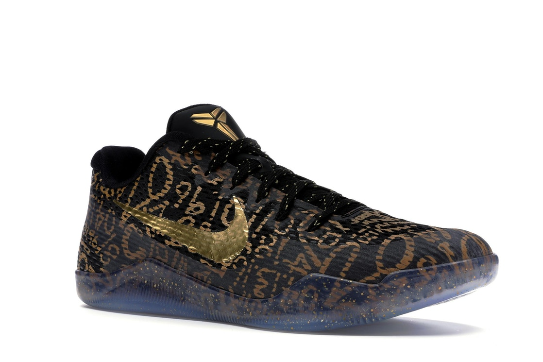9927b17d471c66 Kobe 11 Low Mamba Day (Black) - 865773 992