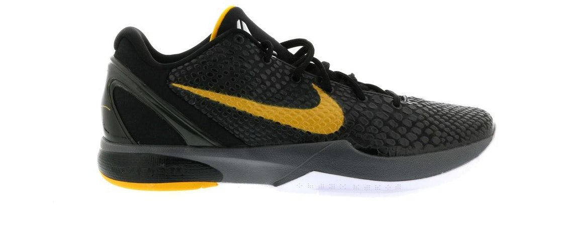 hot sale online 8823d 5c286 Kobe 6 Black Del Sol - 429659-002