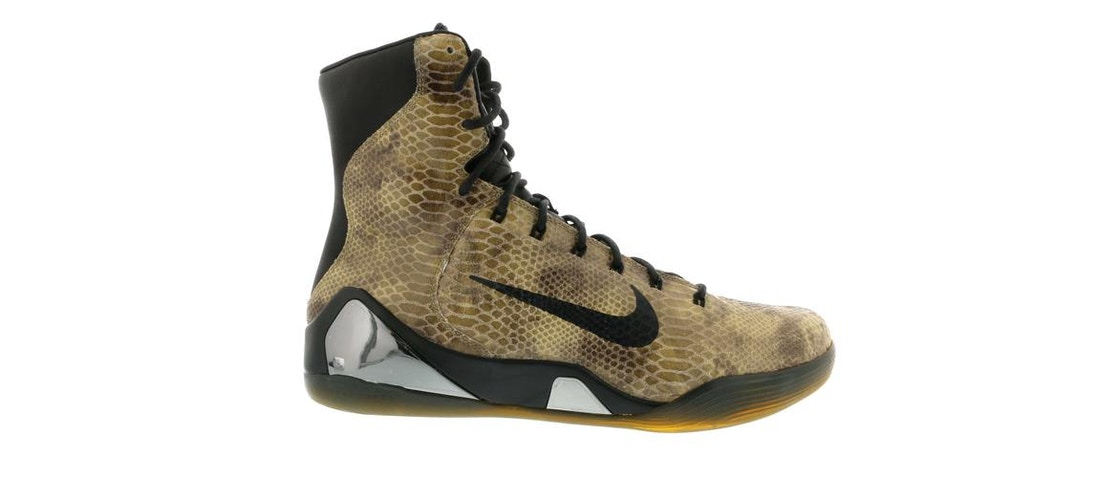 05a97370ee1 Sell. or Ask. Size  13. View All Bids. Kobe 9 EXT High Snakeskin