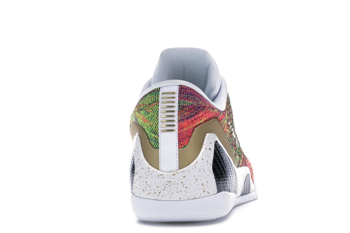 info for ad9ef 82193 Kobe 9 Elite Low Multicolor (NikeID)(White Tongue) - TBD