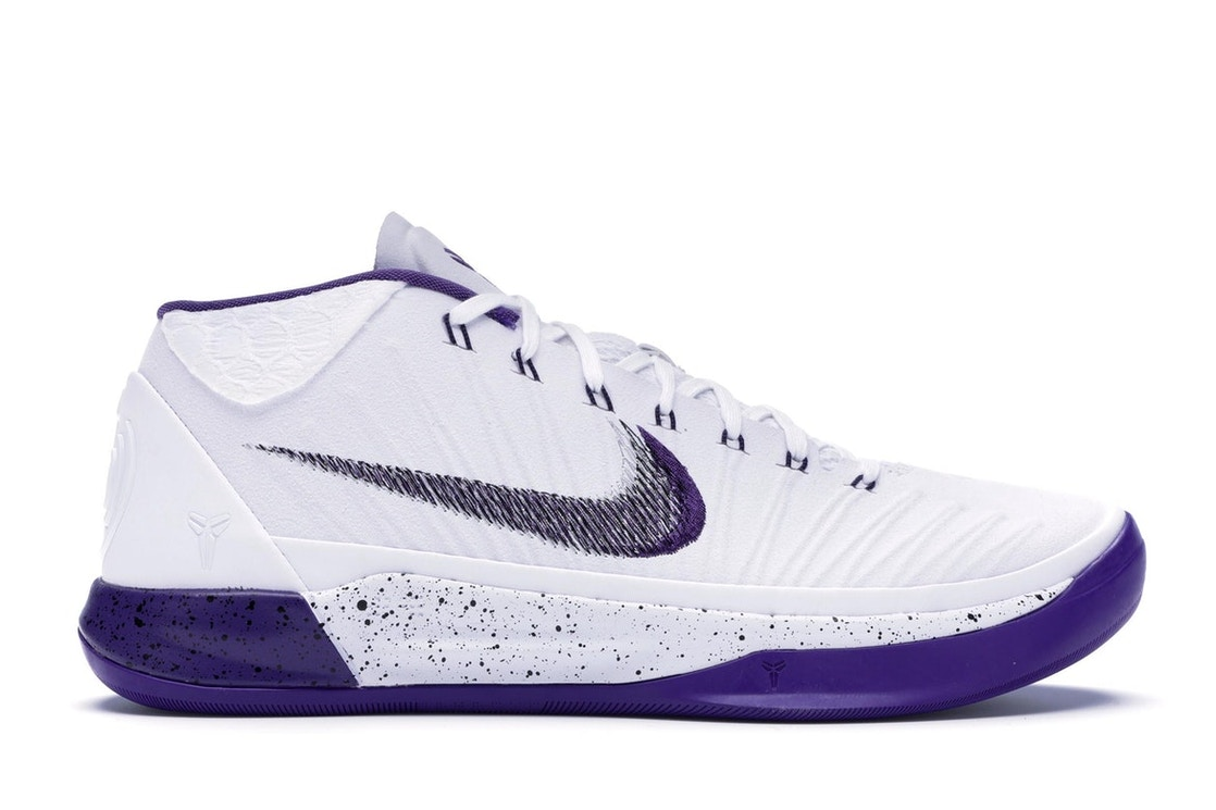 factory authentic 726bf eed38 Sell. or Ask. Size  9.5. View All Bids. Kobe A.D. Baseline White Court  Purple