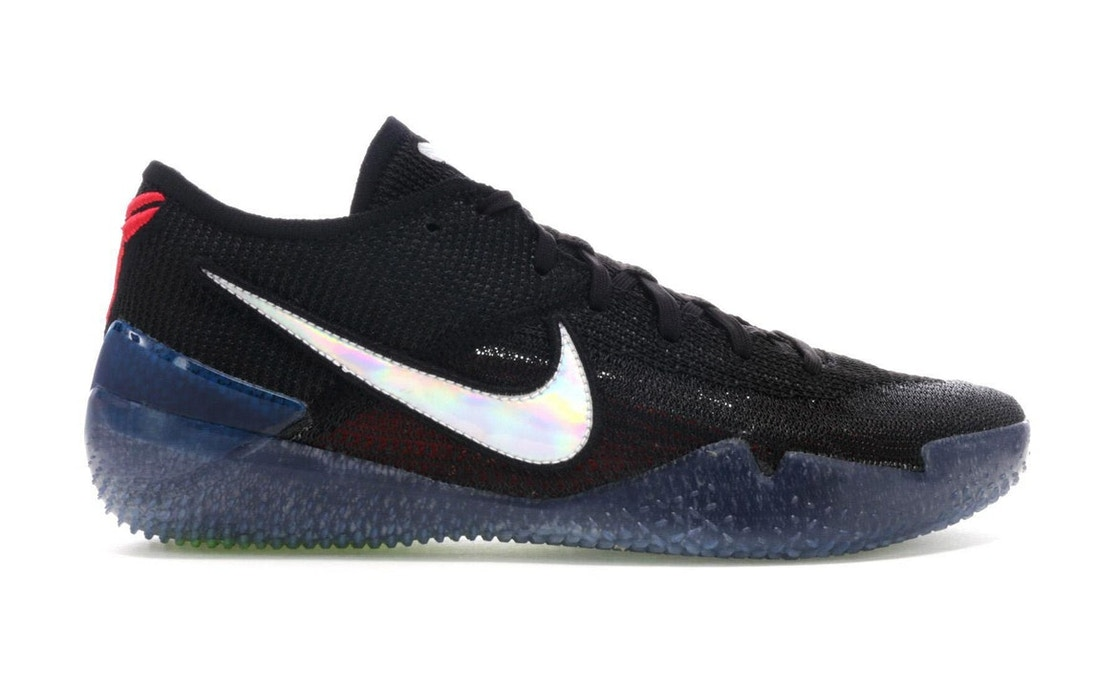 4f03f38f8dc1 Sell. or Ask. Size  12.5. View All Bids. Kobe NXT 360 Black Multi-Color