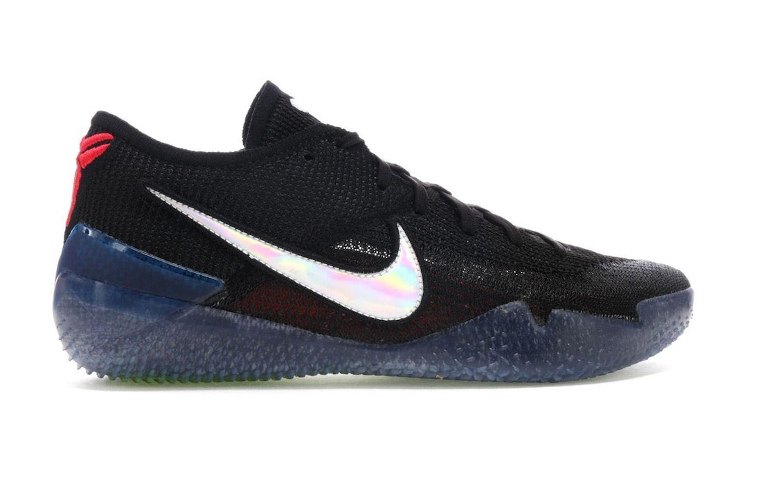 Kobe NXT 360 Black Multi-Color - AQ1087-001 5cc2e376d