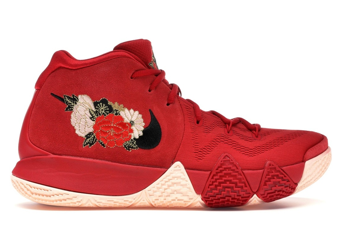 low priced f389e 365fd Kyrie 4 Chinese New Year (2018) - 943807-600