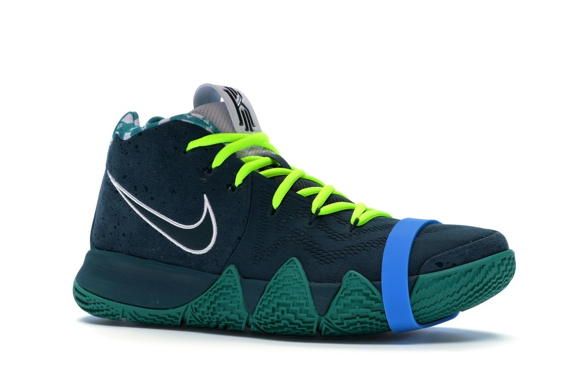 9dfae9186f1 Kyrie 4 Concepts Green Lobster (Special Box) - AR4597-301