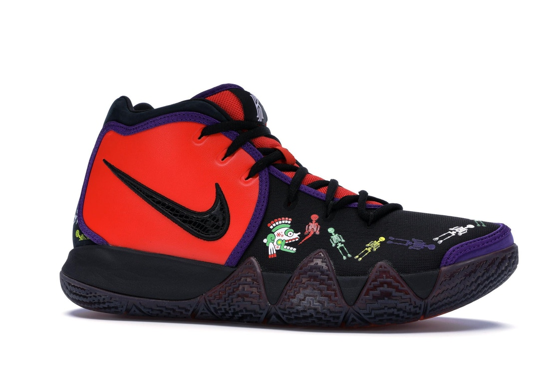 de0f6210 Kyrie 4 Day of the Dead - CI0278-800