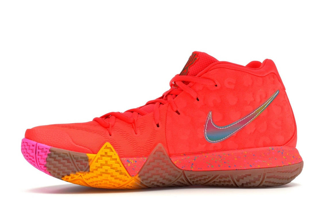 purchase cheap c19fd a7d48 Kyrie 4 Lucky Charms - BV0428-600