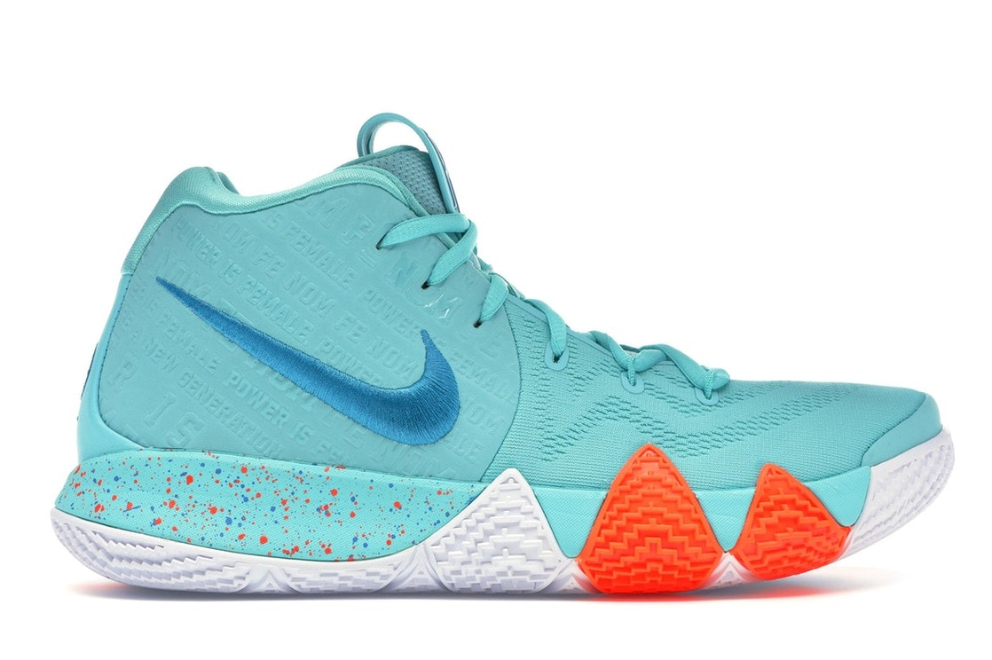 eb7e6975728b Sell. or Ask. Size  8.5. View All Bids. Kyrie 4 Power Is Female