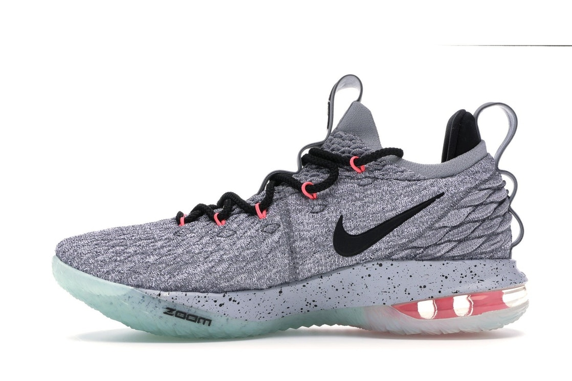 check out 45a5f 14e91 LeBron 15 Low Melon - AO1755-005