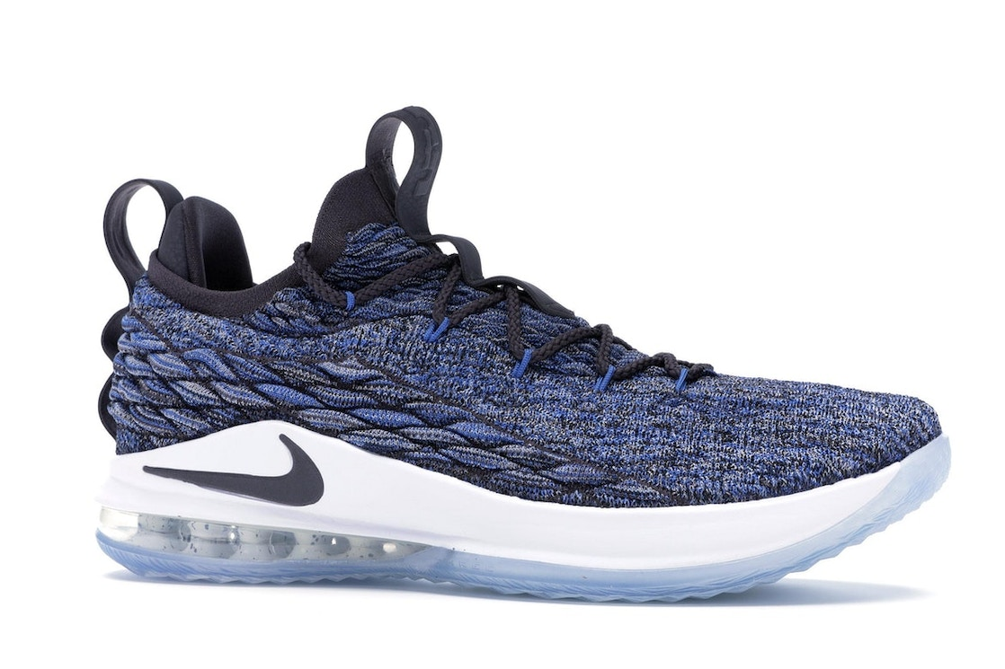 5d5250faee8b LeBron 15 Low Signal Blue - AO1755-400