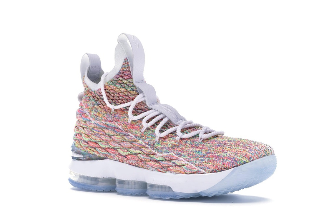 new concept 32298 be710 LeBron 15 Cereal - 897648-900