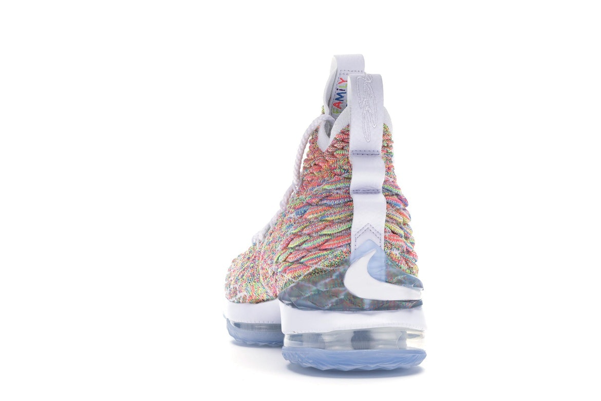on sale 086aa 9f70d authentic nike lebron lebron james shoes 5a3e0 36bcb closeout lebron 15  cereal 897648 900 dd64a d8228