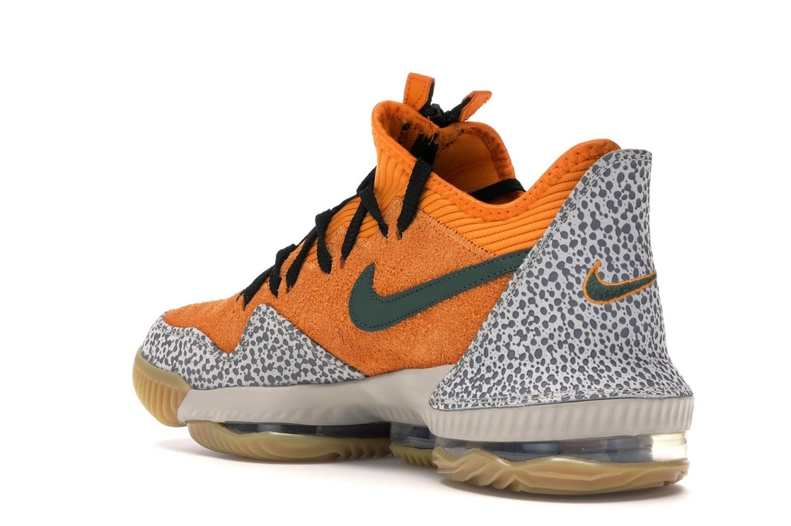 the best attitude 8165f d73bf LeBron 16 Low Atmos Safari - CD9471-800 CI3358-800