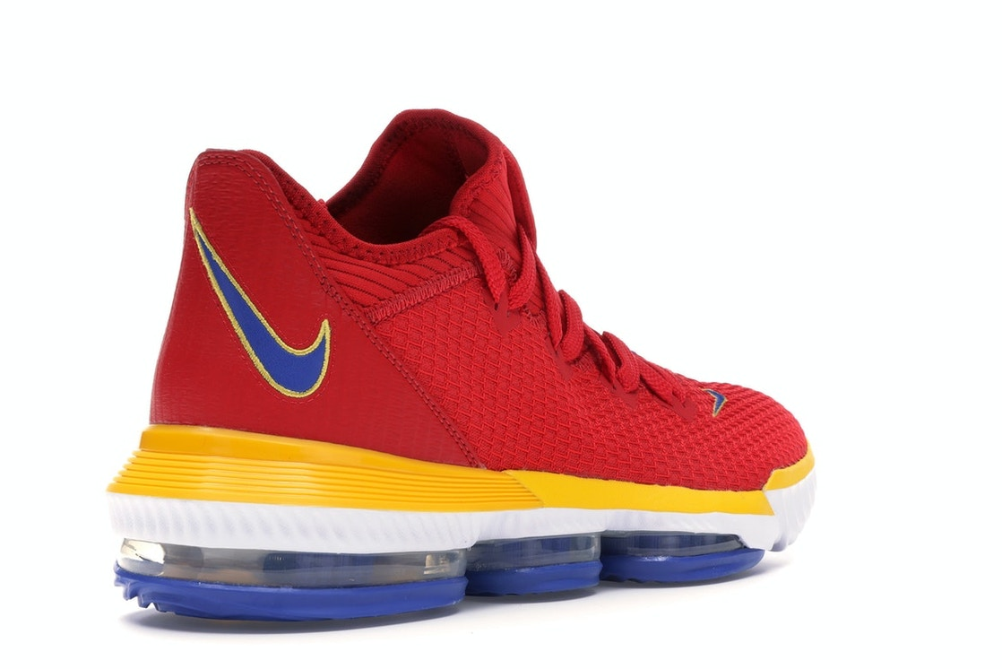 low priced db36a f5a80 LeBron 16 Low SuperBron