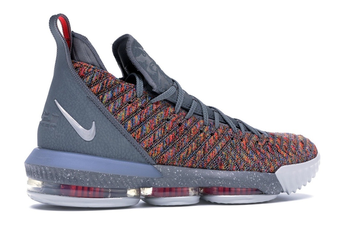 finest selection de174 aa5c6 LeBron 16 Multi-Color - BQ5969-900