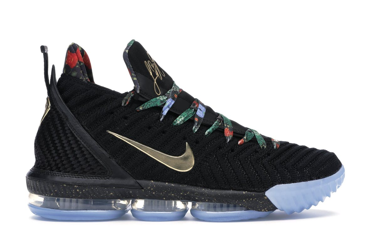 LeBron 16 Watch the Throne