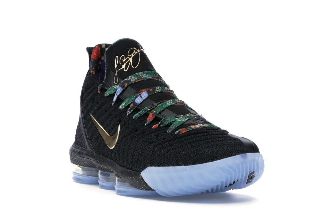 competitive price 13905 76bf0 LeBron 16 Watch the Throne - CI1518-001
