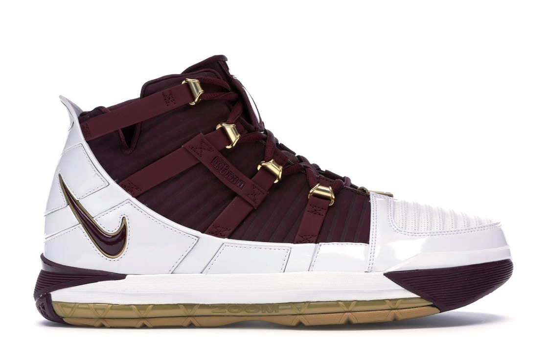 9b87fca6515 LeBron 3 Christ The King (2018) - BQ2444-100